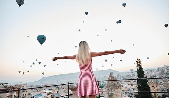 Deluxe Ballon Flight in Cappadocia