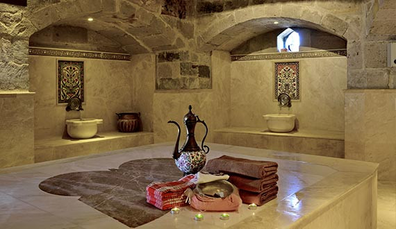 Turkish Bath Experience In Cappadocia 3