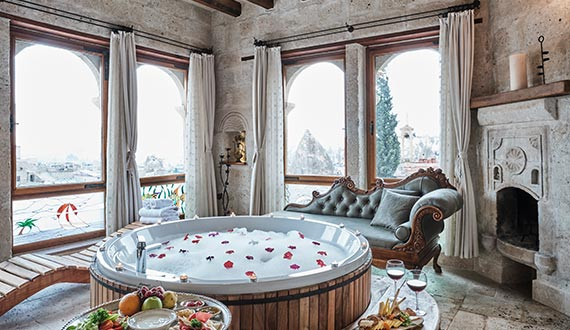 Where to stay in Cappadocia?